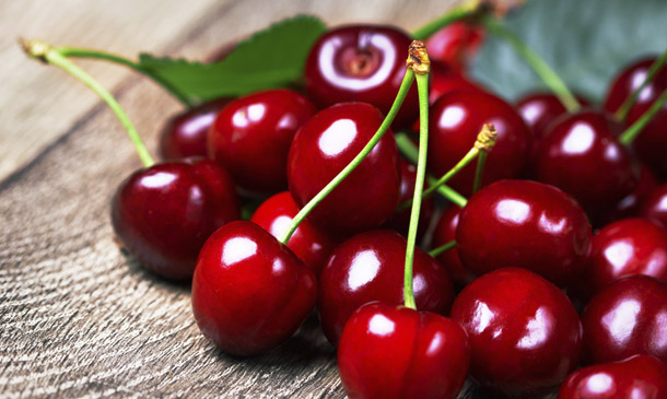 Placer 'light' de temporada: las cerezas