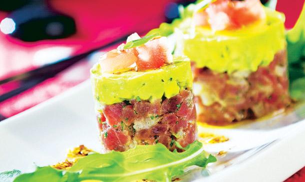 Tartares, cebiches, 'carpaccios' … ¡disfruta del pescado de una manera ligera, sabrosa y refrescante!