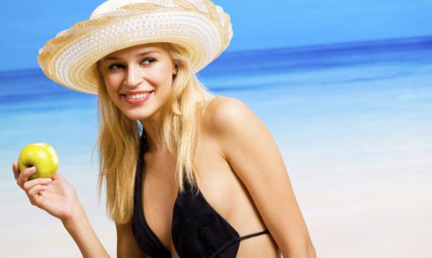 Nutrición: seis consejos para mantener la línea, también en vacaciones