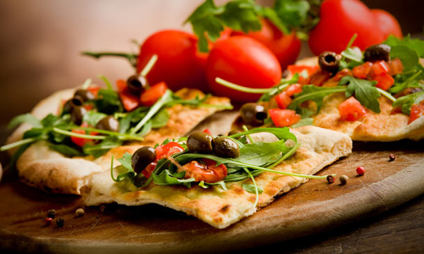 Pizza, ¿una bomba calórica? ¡No necesariamente!