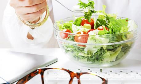 importancia de estar saludable en el trabajo
