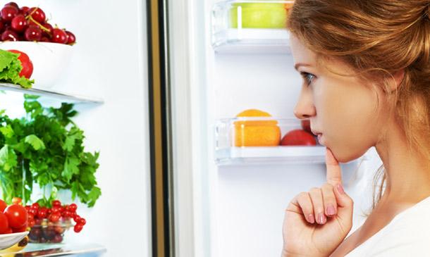 'Tips' prácticos: ¿Guardas correctamente los alimentos en tu nevera?