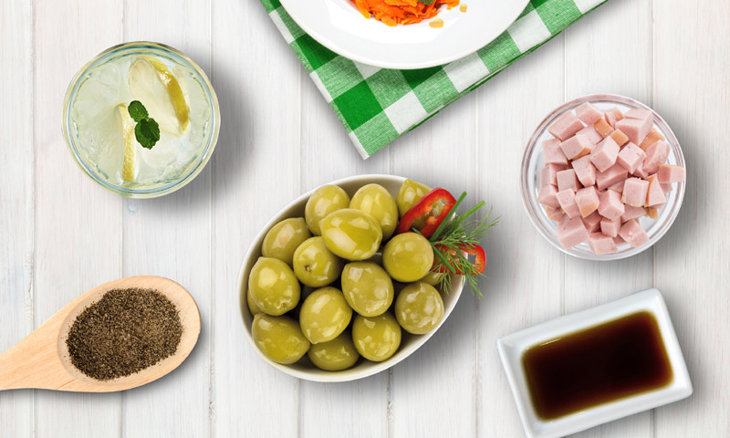 Hora del aperitivo: tres ideas deliciosas, saludables… ¡y con menos de 50 calorías!