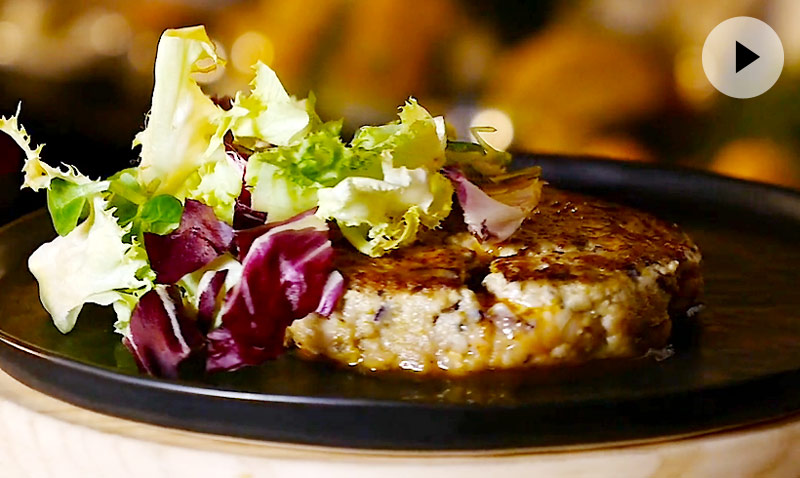 Cocina sana: ¿Cómo hacer de la clásica hamburguesa una receta 'light'?