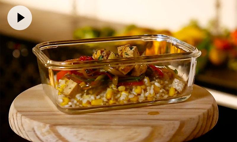 Cocina sana: recetas muy sencillas para preparar un 'tupper' bajo en calorías