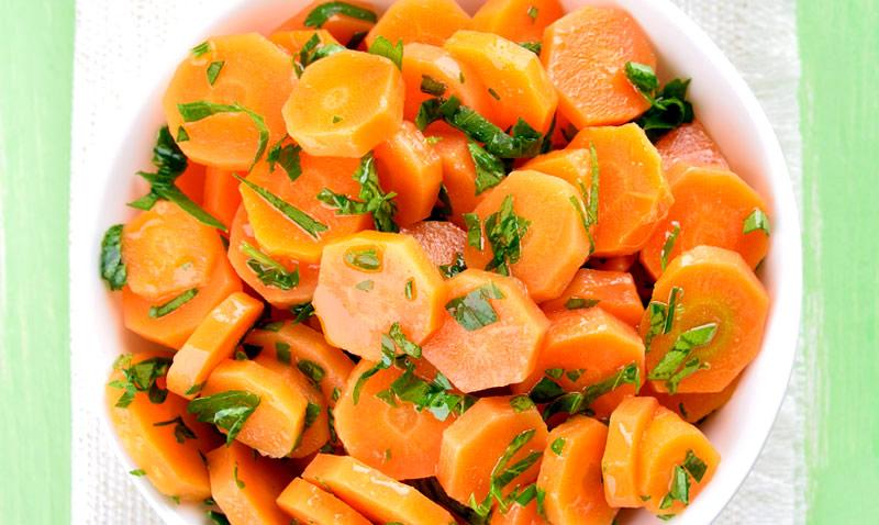 Nutrición: las zanahorias, grandes aliadas en la 'lucha' contra los kilos de más