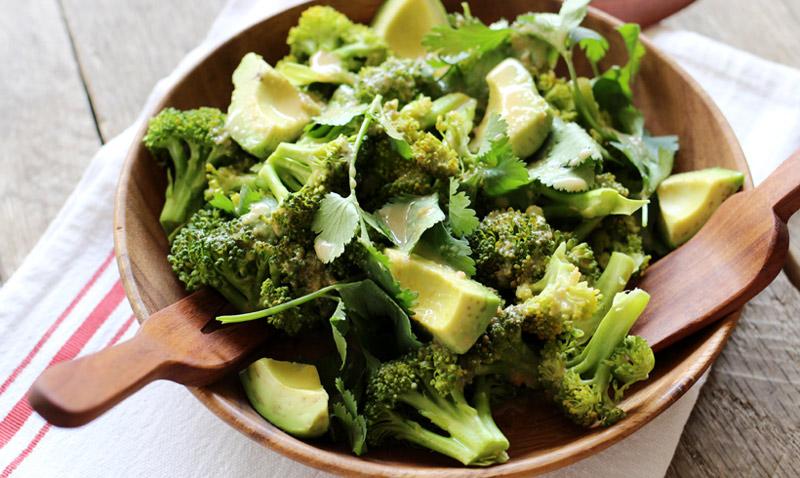 Rica, simple y súper saludable, ¡esta ensalada lo tiene todo!