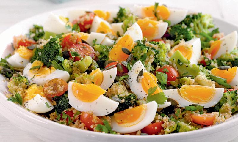 Operación bikini: ¿Aburrida de las ensaladas de siempre? ¡Dales un toque diferente y cuida la línea sin renunciar al sabor!