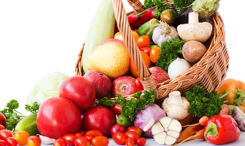 Cuatro motivos para consumir frutas y verduras de temporada