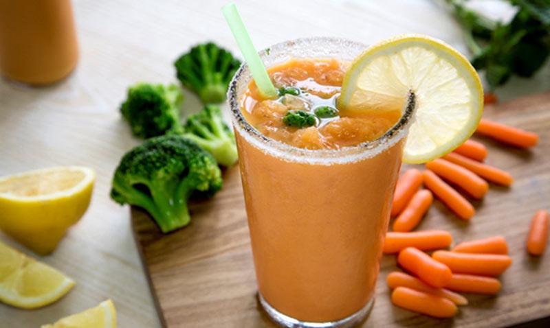 Cocina 'healthy': Refrescantes, deliciosos, ligeros... ¿Has probado los granizados de verduras?