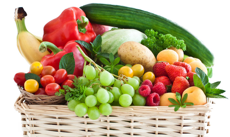 En el mercado: ¿Quieres llevar una alimentación sana? ¡No te olvides de estos ocho 'magníficos'!