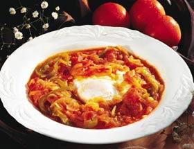 Sopa de tomates de alentejo