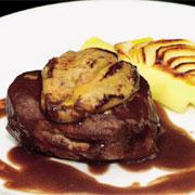 Solomillo de buey al vino tinto y 39 foie gras 39 fresco for Solomillo de buey