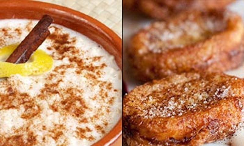 Torrijas, crema frita, arroz con leche... ¿cuál es tu postre favorito de Semana Santa?
