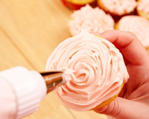 Muy dulce: el 'arte' de decorar una tarta