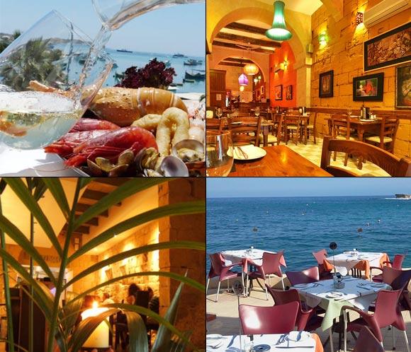 Cocina internacional un paseo por la gastronom a de malta for Cocina internacional madrid