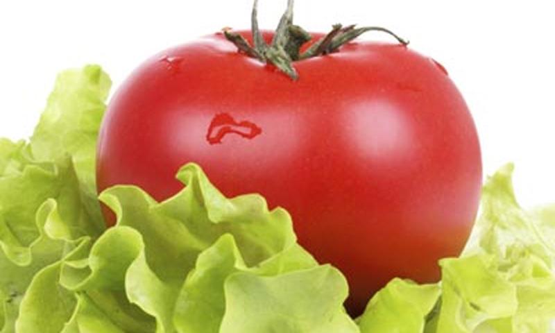 Ensalada de lechuga y tomate: ¿quién dijo aburrimiento?
