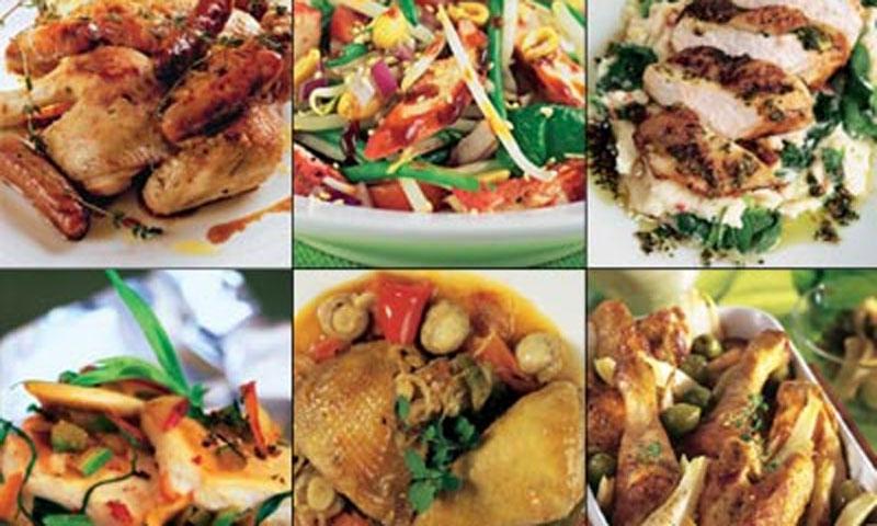 Delicioso pollo: seis ideas para aprender a cocinarlo de manera diferente