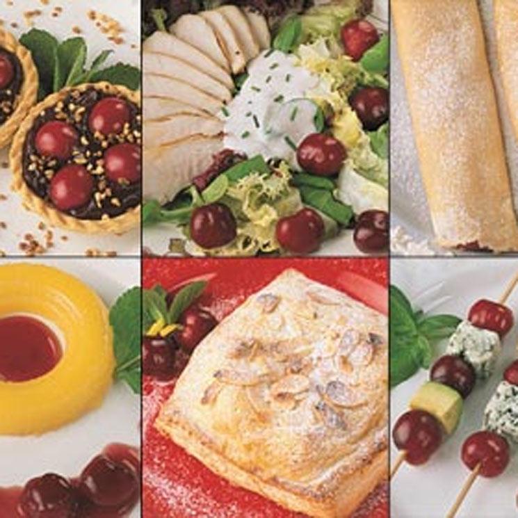Productos 'gourmet': cerezas del Jerte, en versión dulce y salada