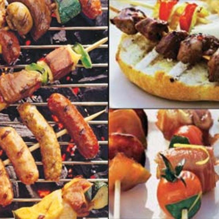 Cocina de verano: deliciosas propuestas a la brasa