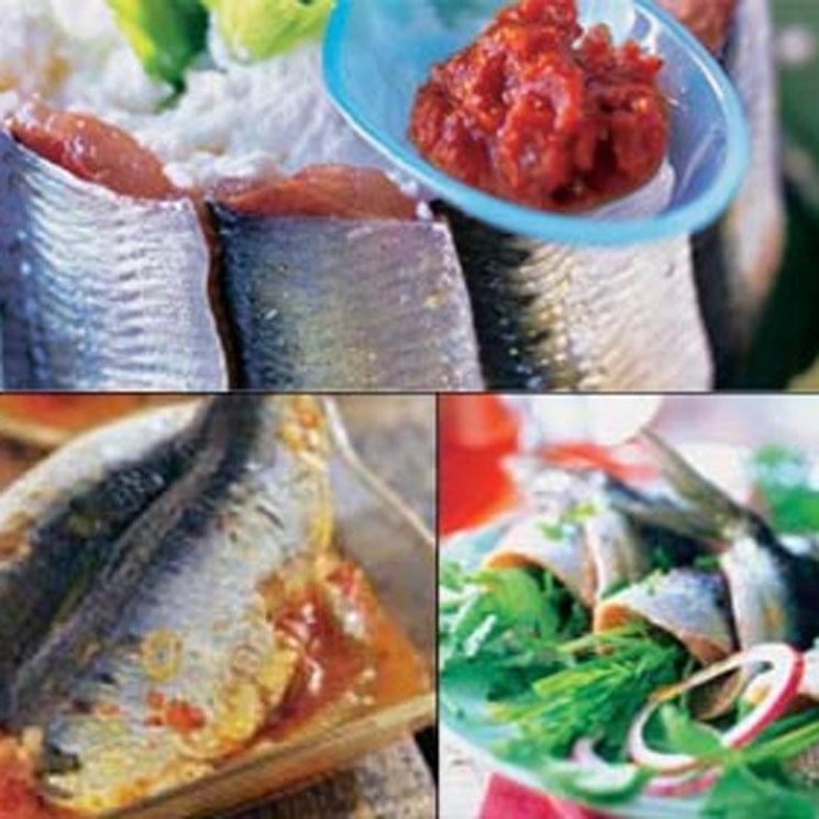 De temporada: ideas muy sabrosas para cocinar las sardinas