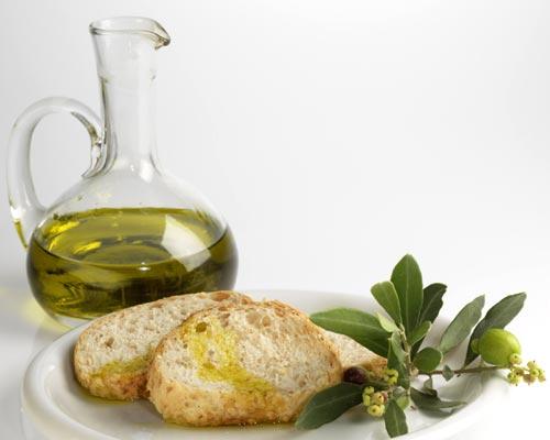 Pan + aceite de oliva: una combinación irresistible