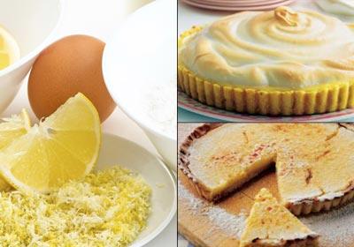 Ideas para preparar una deliciosa tarta de limón