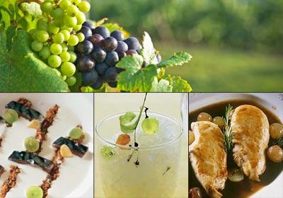De temporada: recetas para disfrutar de las uvas