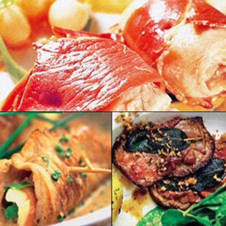 Cocina internacional: la 'saltimbocca', un plato con sabor a Italia