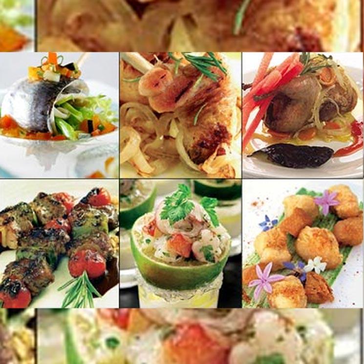 Escuela de cocina: al 'arte' de marinar los alimentos
