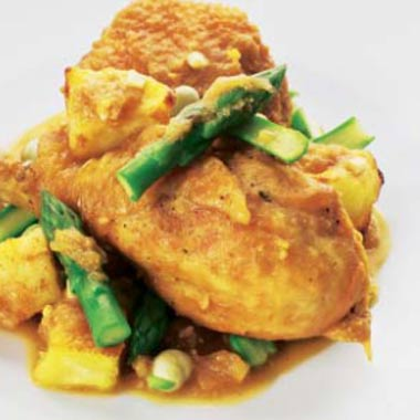 Muslitos de pollo foto 1 - Muslitos de pollo ...