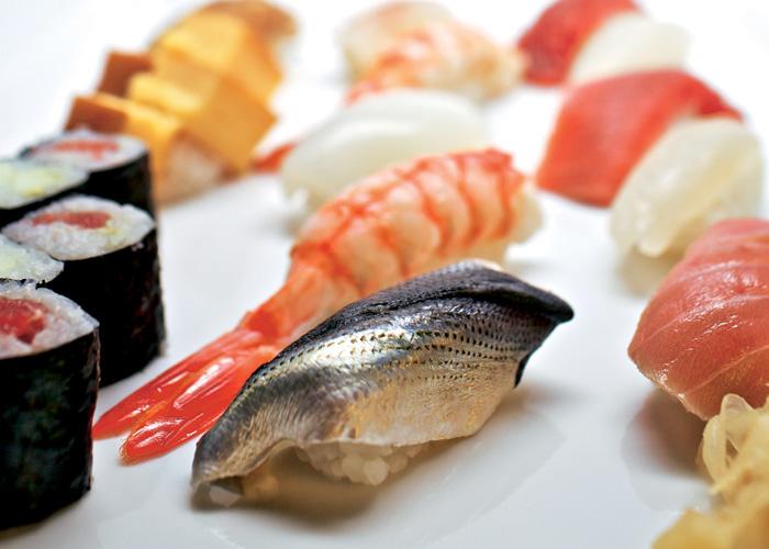 'Sushi' variado