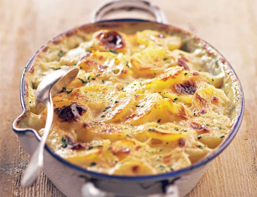 Patatas al horno - Cocina al horno ...