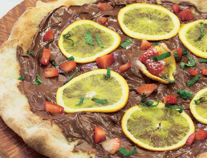 'Pizza Buon Pomeriggio' (buena merienda)