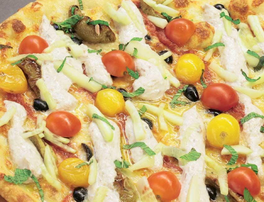 'Pizza Greco'
