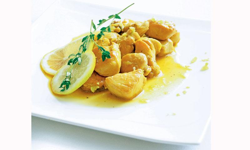 Pollo al lim n - Pollo al limon isasaweis ...