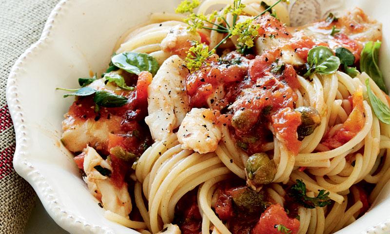 Cocina con pasta ideas para la presentaci n de los platos for Ideas para cocinar pasta