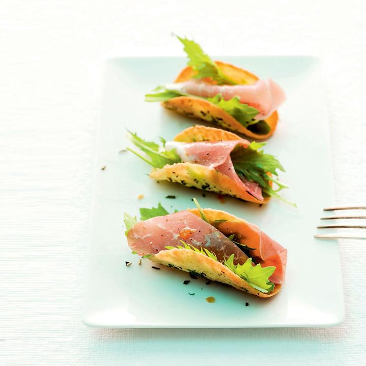 Recetas de cocina con jamon serrano