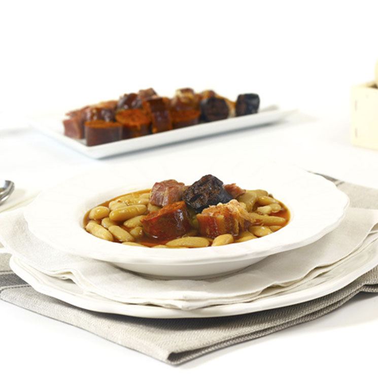 Fabada Asturiana Con Slow Cooker