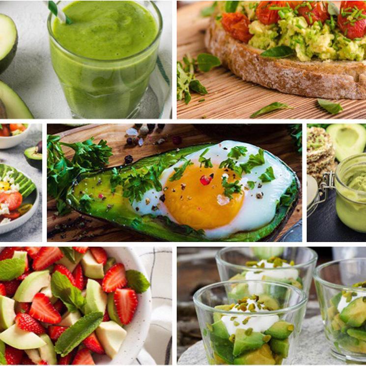 7 recetas con aguacate para tus desayunos