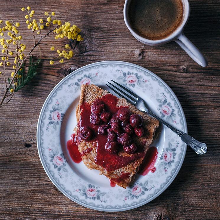 El capricho de la semana: 'crêpes' caseros dulces y salados