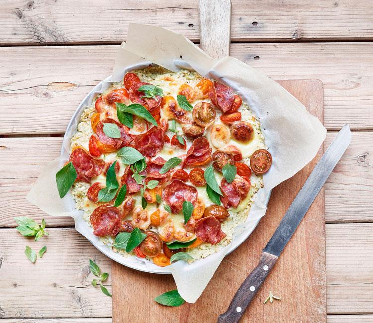 pizza-coliflor