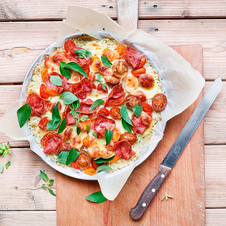 Como hacer la masa de pizza casera