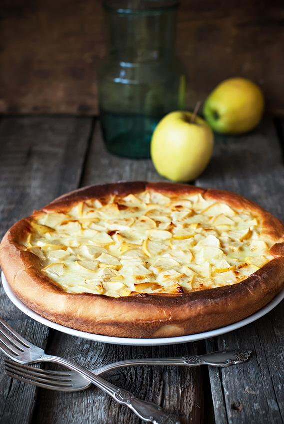 tarta-manzana-clasica-facil
