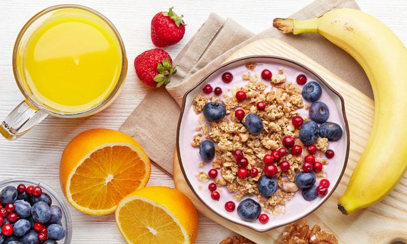 5 ideas fáciles y saludables para el desayuno