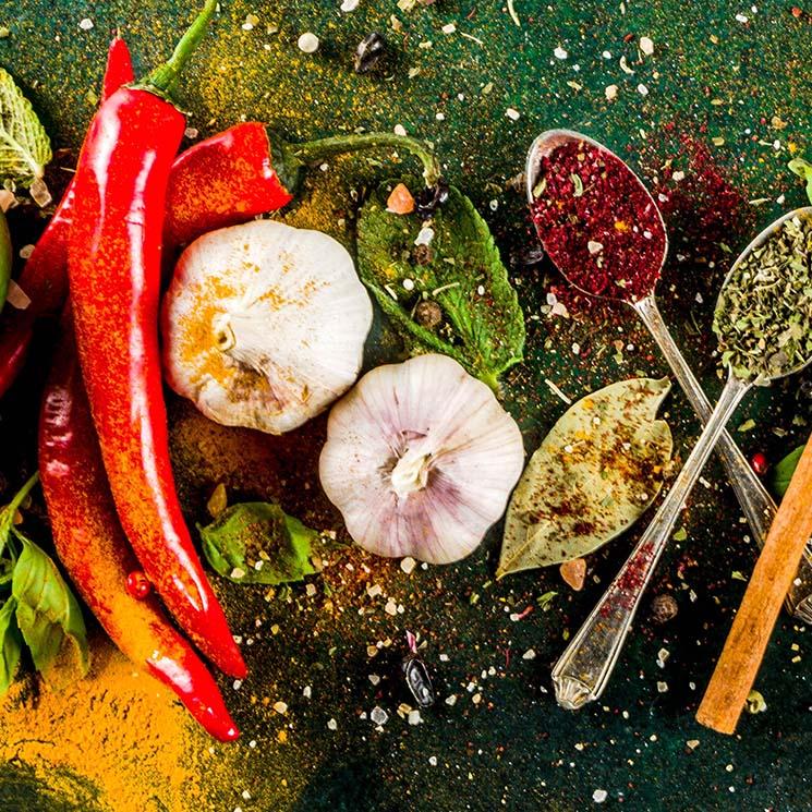 Las especias picantes que no pueden faltar en tu despensa