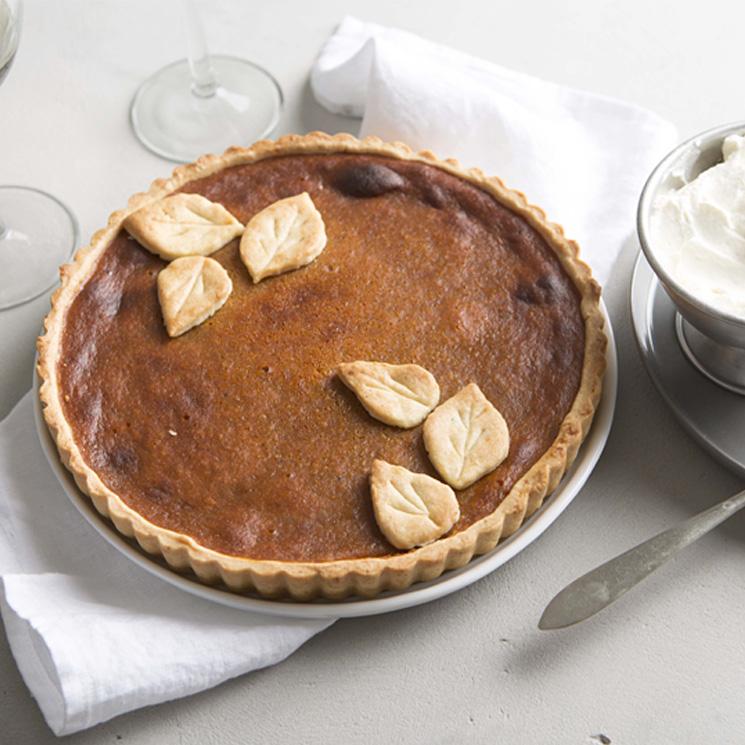 Tarta de calabaza ('Pumpkin Pie')