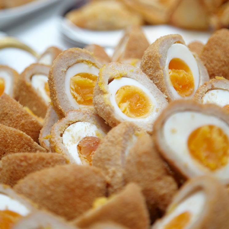 'Scotch eggs'