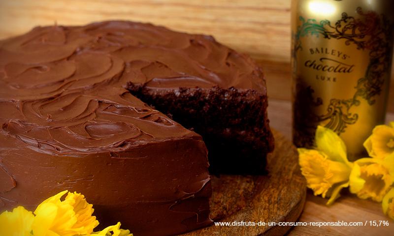Receta: Tarta de chocolate para regalar