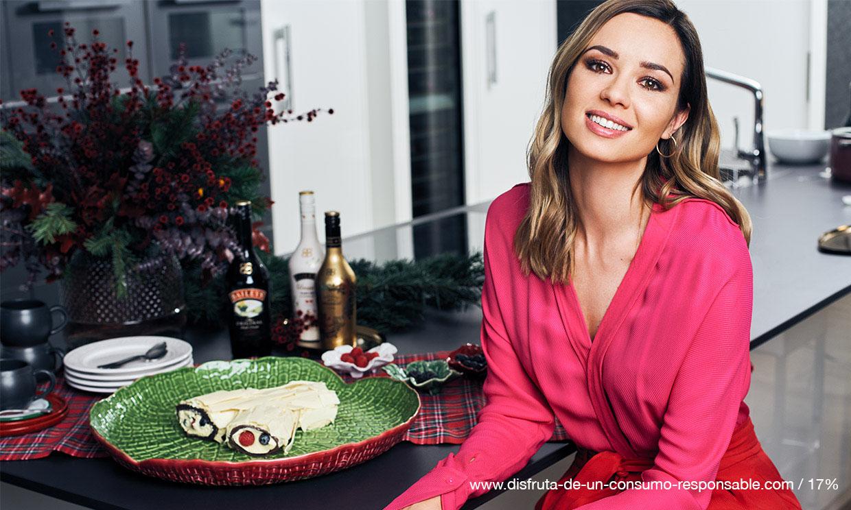 Descubrimos el sabor de la Navidad con Dafne Fernández: un postre ideal para recibir en casa